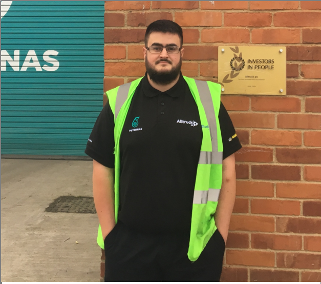 Employee of the Month for September - James Ball